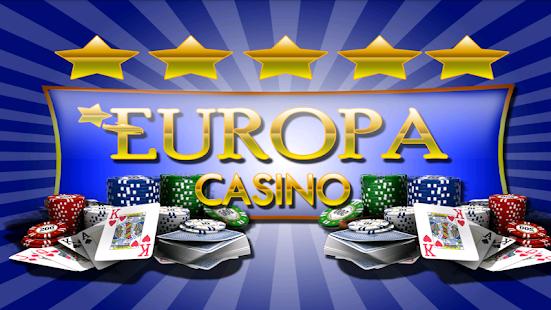 europa casino официальный сайт