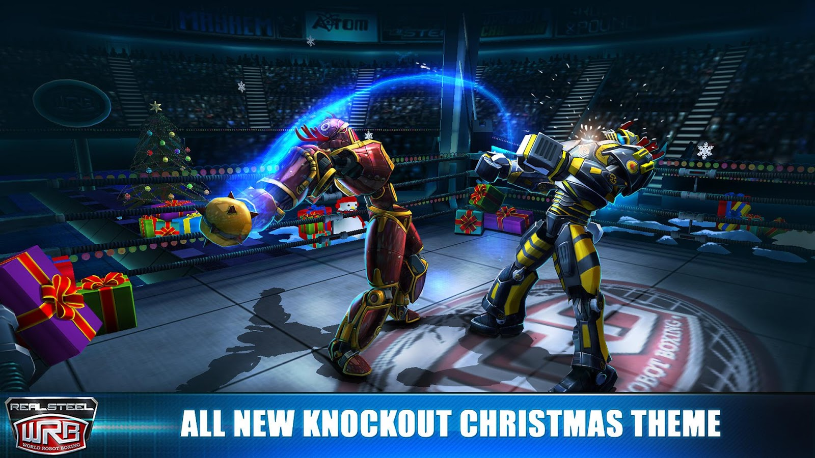 real steel online multiplayer game