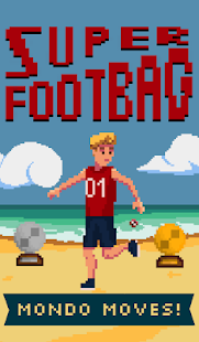 Super Footbag World Champion- screenshot thumbnail