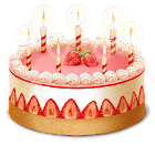 Mensagens de Aniversário (SMS) icon