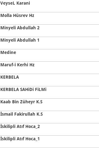 İslami Filmler