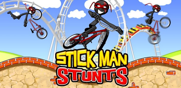 StickMan BMX Stunts Bike apk
