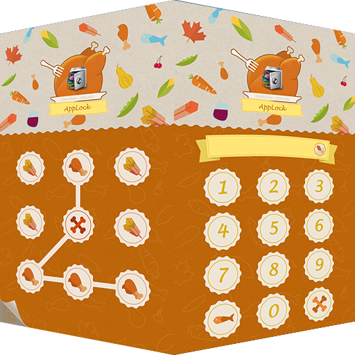 AppLock Theme Thanksgiving