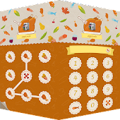 AppLock Theme Thanksgiving
