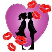 beijos e amores