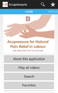 Acupressure labour pain relief- screenshot thumbnail