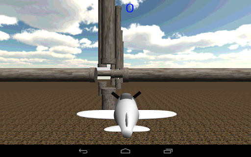 Turning Plane Air 3D