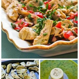 Marinated Artichoke Salad Recipes.