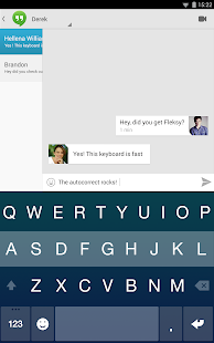 Fleksy + GIF Keyboard Screenshot 16
