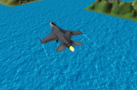 Fly Airplane F18 Fighters 3D- screenshot thumbnail