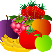 Fruits Memory for Kids Games