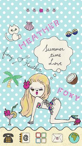 Heather-Summer time Love Theme