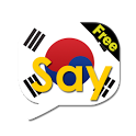 Say Korean Free(Learn&Speak) icon