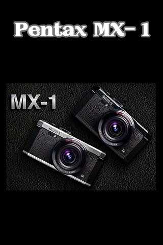 Pantax MX-1 Tutorial