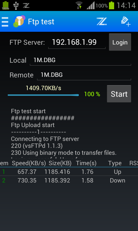 iMapper Wifi Pro- screenshot