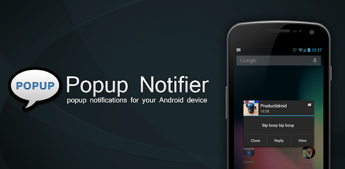Popup Notifier Plus