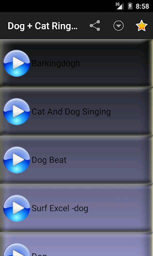 Dog and Cat Ringtones Vol2