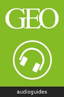 Screenshot of GEO Audioguides
