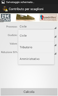 Contributo Unificato- screenshot thumbnail