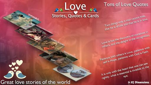 Love Stories Quotes Pro