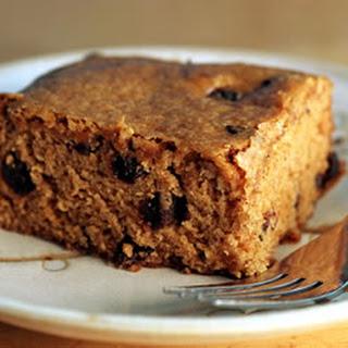 Boiled Raisin Cake I.