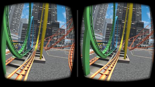 VR Roller Coaster 2.0.7 screenshots 7