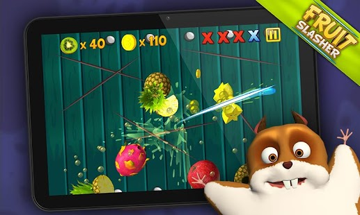 Fruit Slasher 3D - screenshot thumbnail