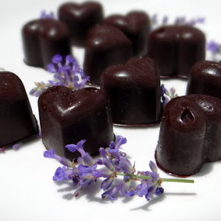 Flavor Infused Homemade Chocolates.