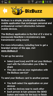 BizBuzz - screenshot thumbnail