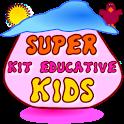 Super Kit Educative Kids icon