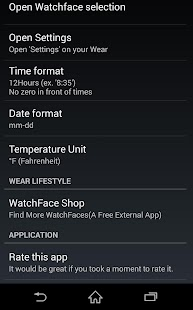 V04 WatchFace for Moto 360- screenshot thumbnail