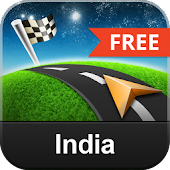 India GPS Navigation by Sygic