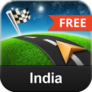 Sygic India Navigation & Maps  13.1.5   Logo
