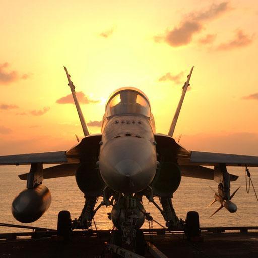 Fighter Jets Puzzle LOGO-APP點子