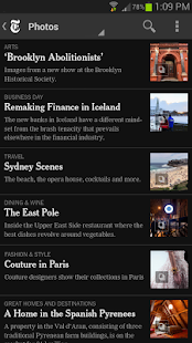 NYTimes - screenshot thumbnail