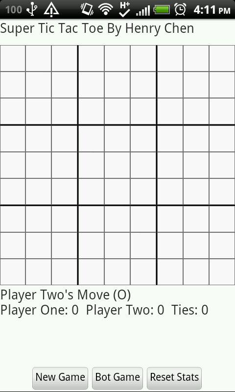 Super Tic Tac Toe  Android Apps on Google Play