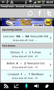 Man City - Live Scores & News - screenshot thumbnail