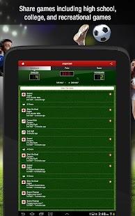 JogoCast Soccer Scoreboard - screenshot thumbnail