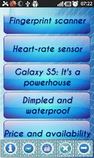Samsung Galaxy S5 Tips Trick