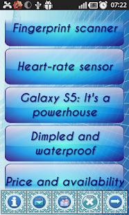 Samsung Galaxy S5 Tips Trick
