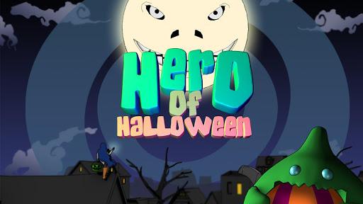 Hero of Halloween