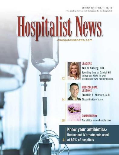 Hospitalist News Digital