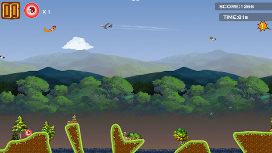 Squirrel Gliding - screenshot thumbnail