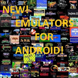 New&Old Emulators for Android LOGO-APP點子
