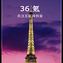 36氪极阅 logo