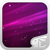 (FREE) Purple Aurora ADW Theme