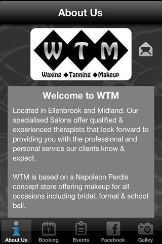 WTM - Waxing Tanning Makeup