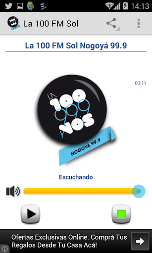 La 100 Nogoya FM 99.9