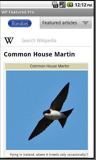 Wikipedia Featured Pro