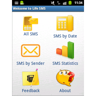 Life SMS